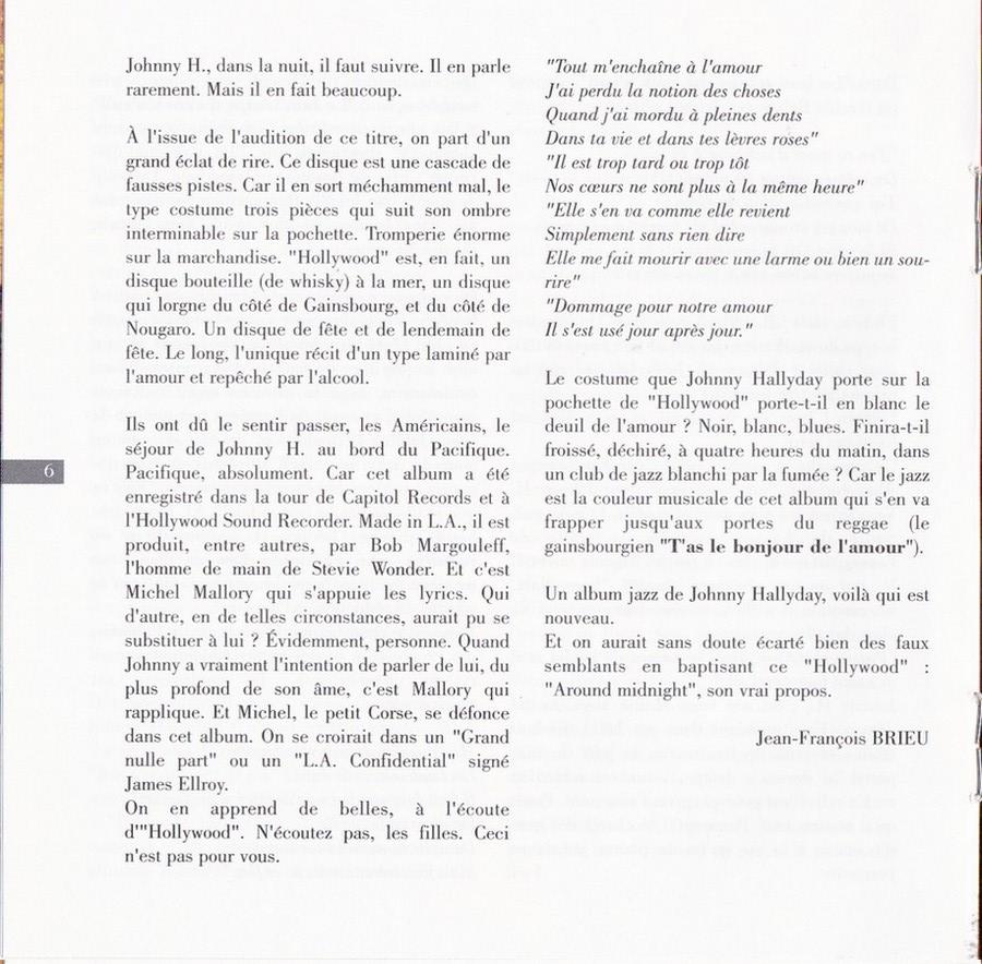 COLLECTION DES 40 ALBUMS CD ( UNIVERSAL )( 2000 ) 2EME PARTIE 1979_h20