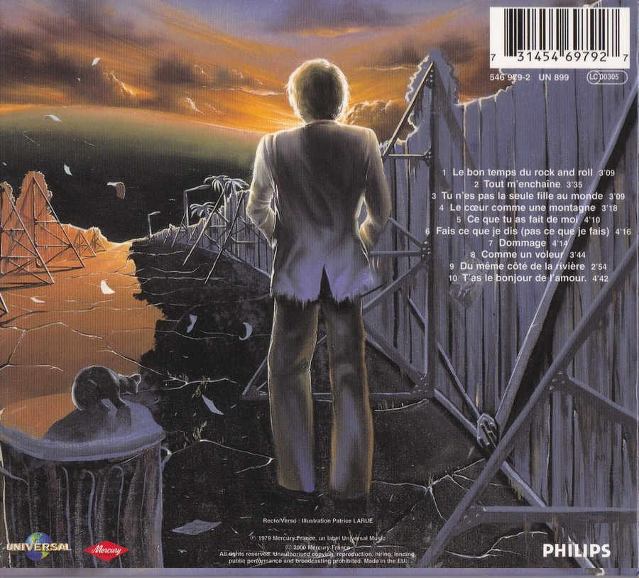 COLLECTION DES 40 ALBUMS CD ( UNIVERSAL )( 2000 ) 2EME PARTIE 1979_h27