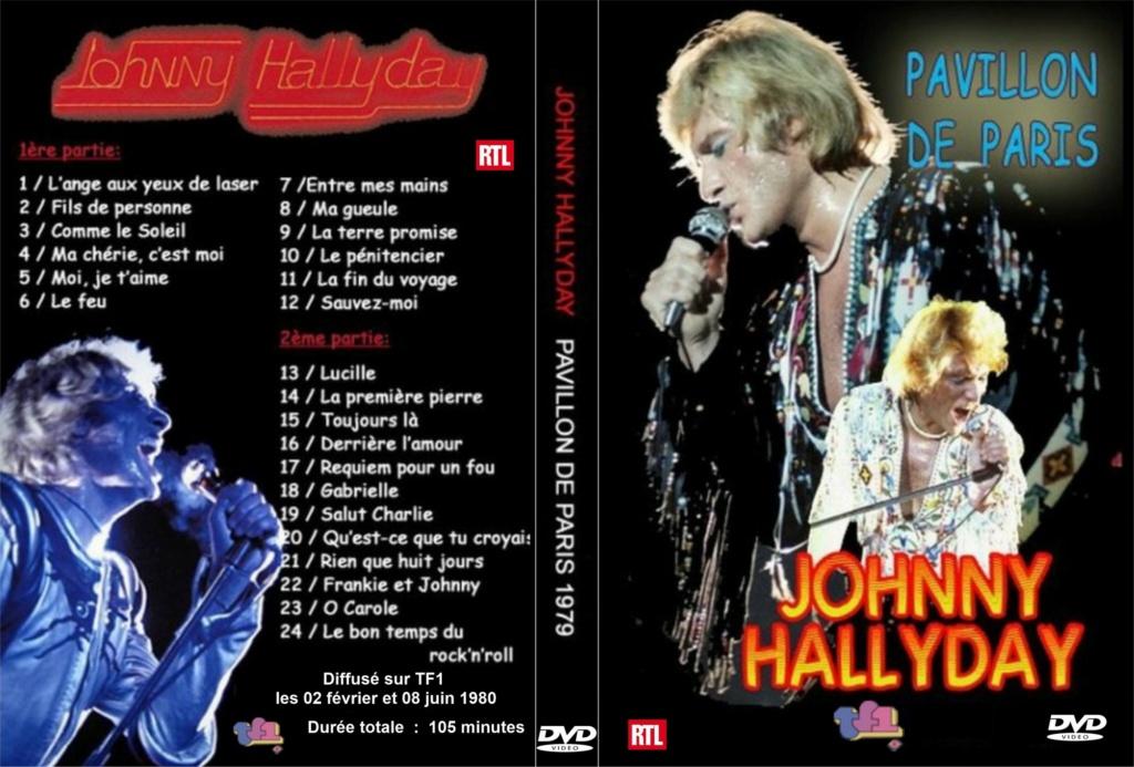 LES CONCERTS DE JOHNNY 'PAVILLON DE PARIS 1979' 1979_p26