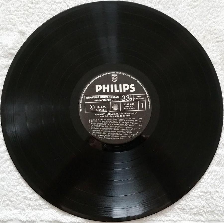 COFFRET 4 33 TOURS 'DIX ANS DE MA VIE' ( Philips )( 1970 & 1980 ) 197cfb10