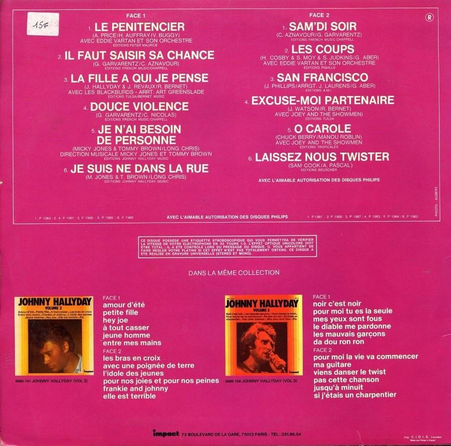 33 TOURS IMPACT ( Toute les éditions )( 1979-1985 ) 1980_014
