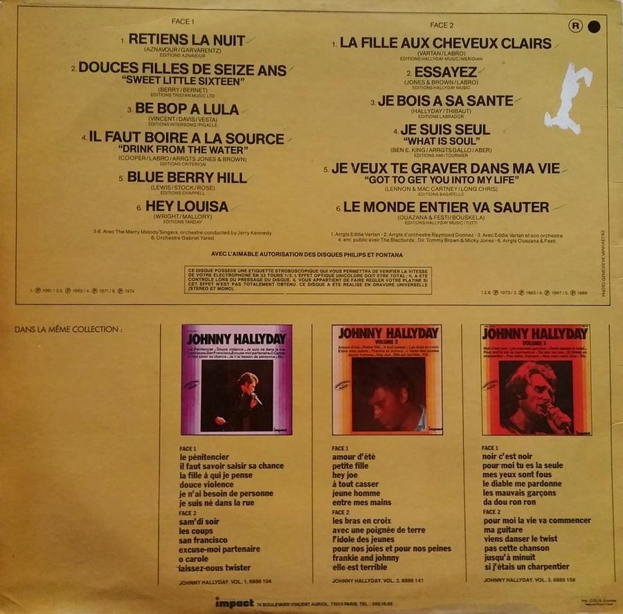 33 TOURS IMPACT ( Toute les éditions )( 1979-1985 ) 1980_026