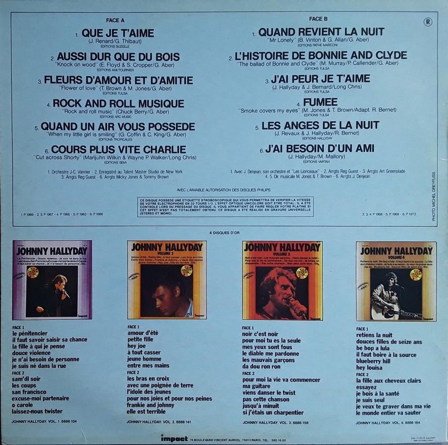 33 TOURS IMPACT ( Toute les éditions )( 1979-1985 ) 1980_034