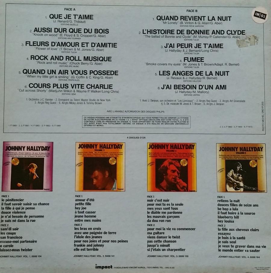 33 TOURS IMPACT ( Toute les éditions )( 1979-1985 ) 1980_042