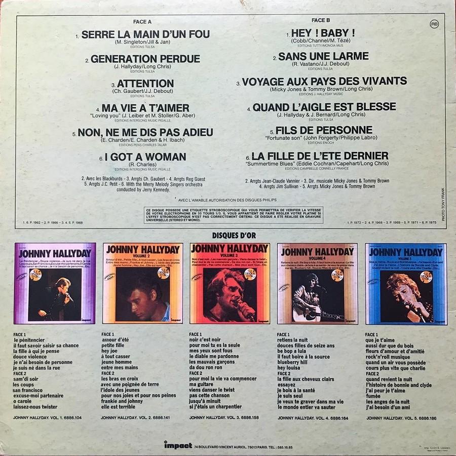 33 TOURS IMPACT ( Toute les éditions )( 1979-1985 ) 1980_046