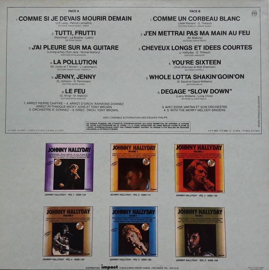 33 TOURS IMPACT ( Toute les éditions )( 1979-1985 ) 1980_050