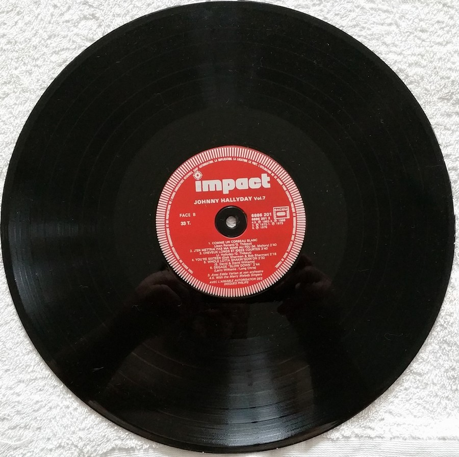 33 TOURS IMPACT ( Toute les éditions )( 1979-1985 ) 1980_052