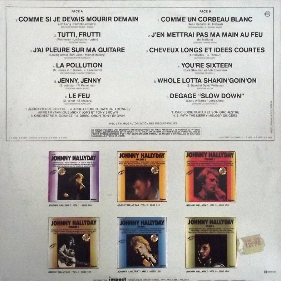 33 TOURS IMPACT ( Toute les éditions )( 1979-1985 ) 1980_054