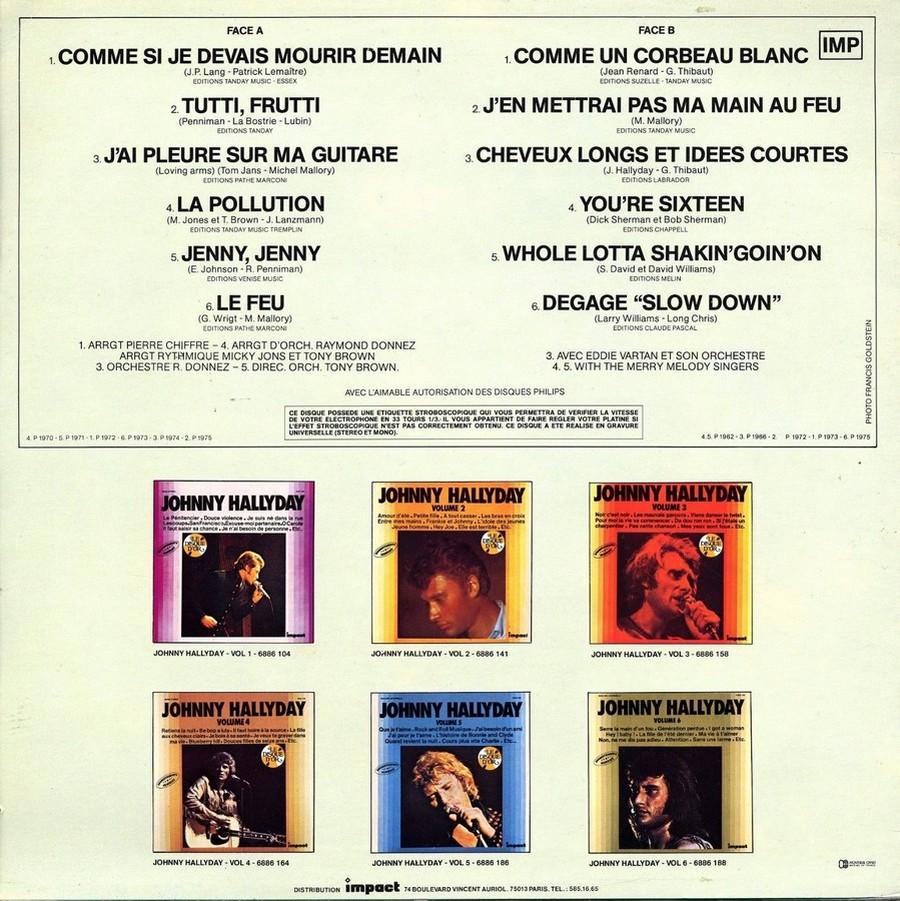 33 TOURS IMPACT ( Toute les éditions )( 1979-1985 ) 1980_058