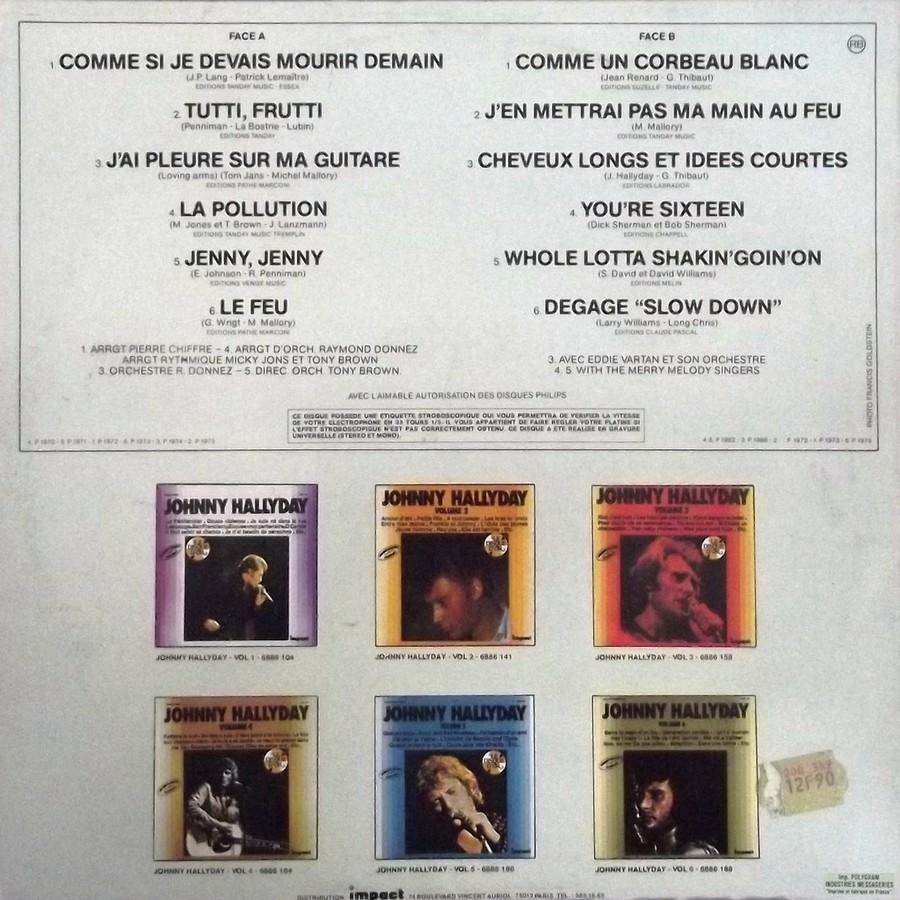 33 TOURS IMPACT ( Toute les éditions )( 1979-1985 ) 1980_062