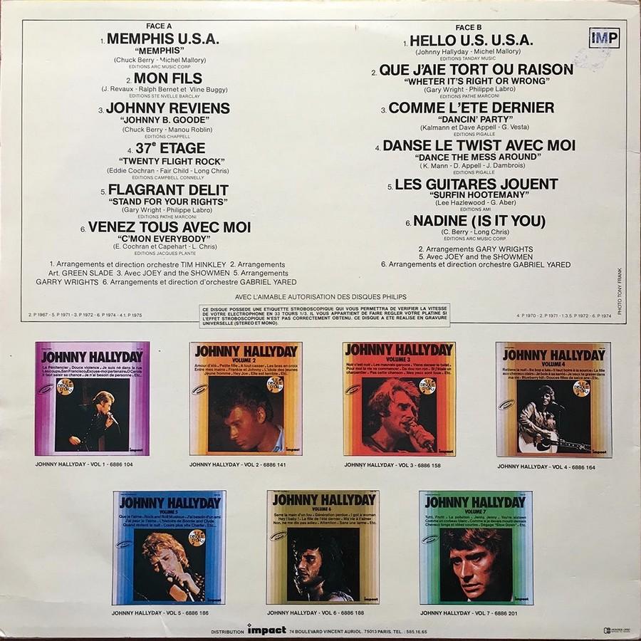 33 TOURS IMPACT ( Toute les éditions )( 1979-1985 ) 1980_066