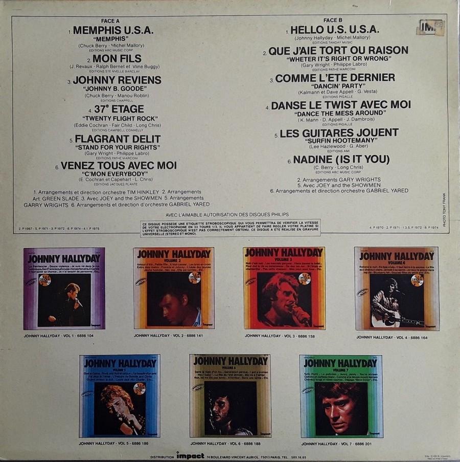 33 TOURS IMPACT ( Toute les éditions )( 1979-1985 ) 1980_070