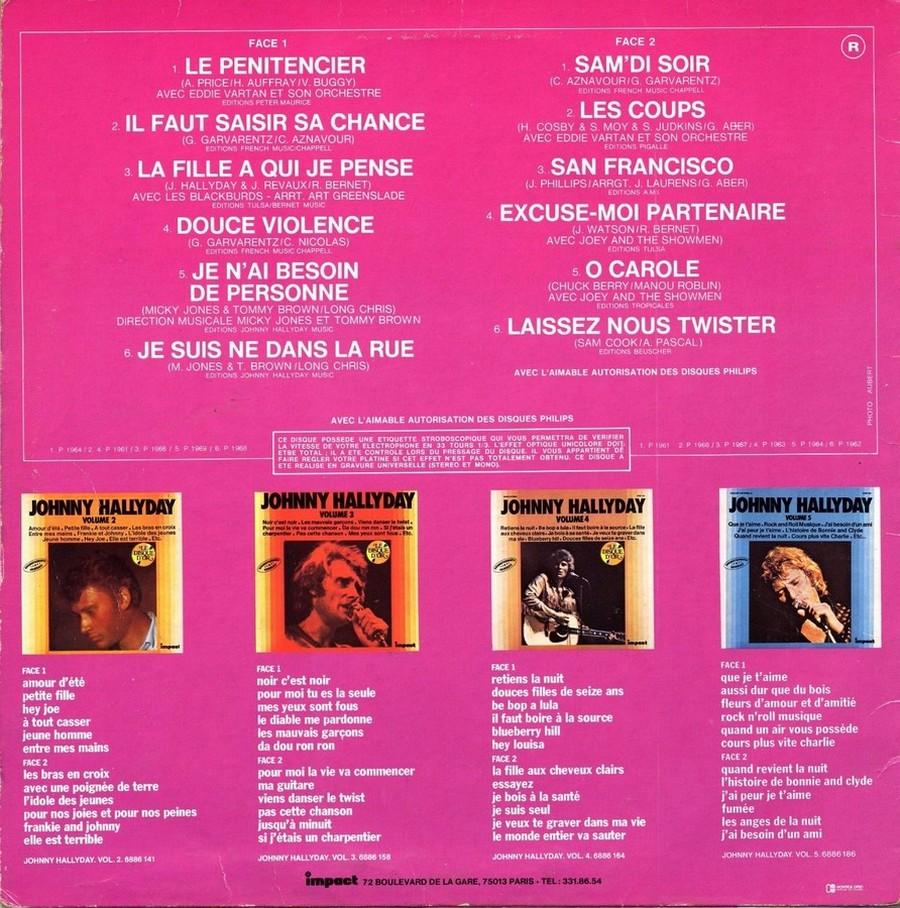 33 TOURS IMPACT ( Toute les éditions )( 1979-1985 ) 1980_076