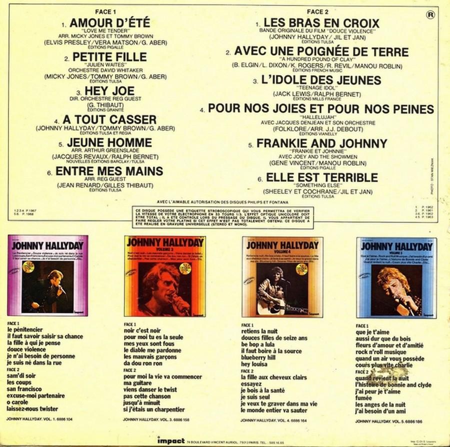 33 TOURS IMPACT ( Toute les éditions )( 1979-1985 ) 1980_084