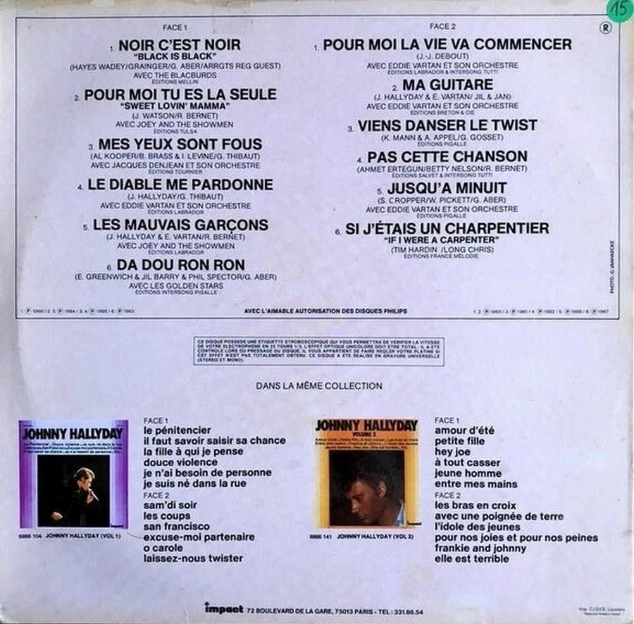 33 TOURS IMPACT ( Toute les éditions )( 1979-1985 ) 1980_088