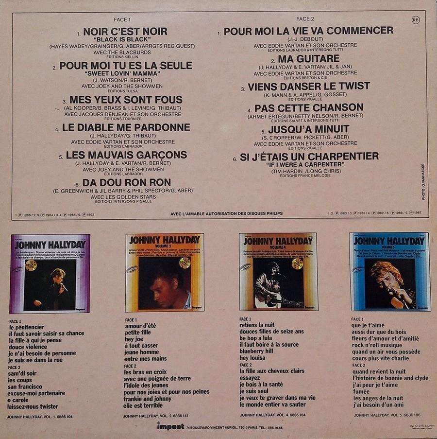 33 TOURS IMPACT ( Toute les éditions )( 1979-1985 ) 1980_092