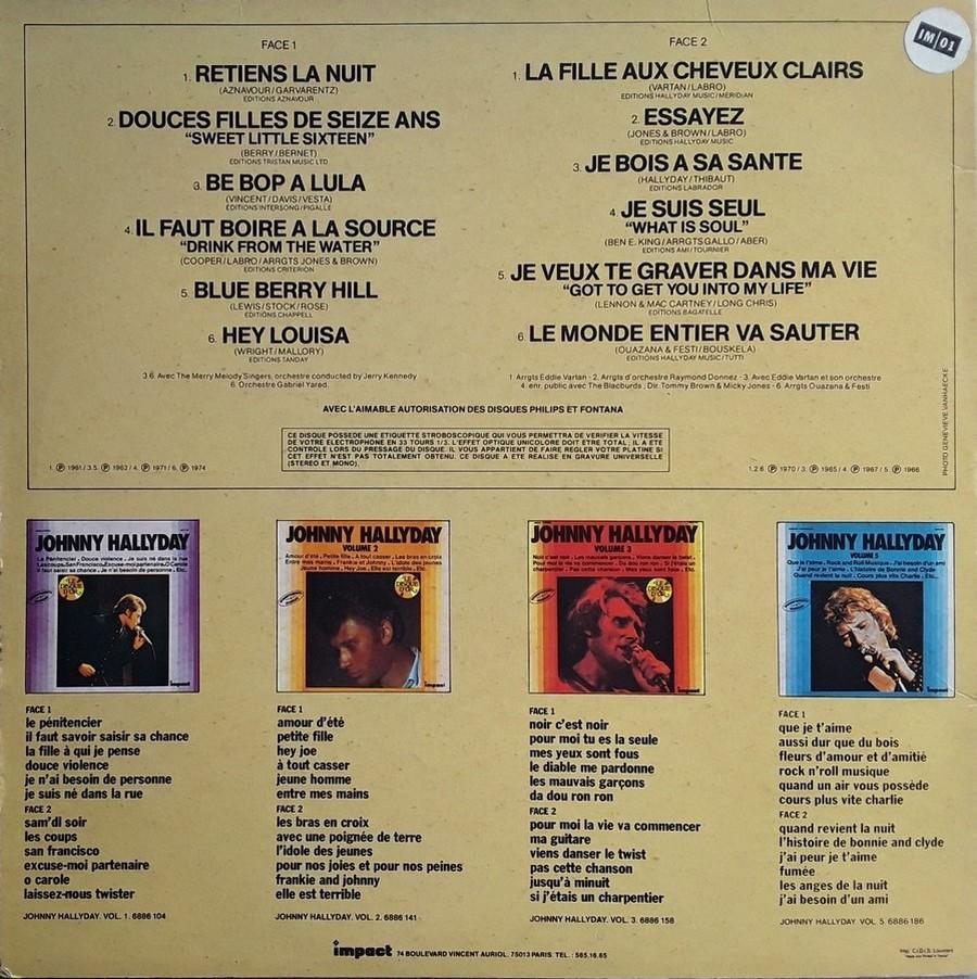 33 TOURS IMPACT ( Toute les éditions )( 1979-1985 ) 1980_104