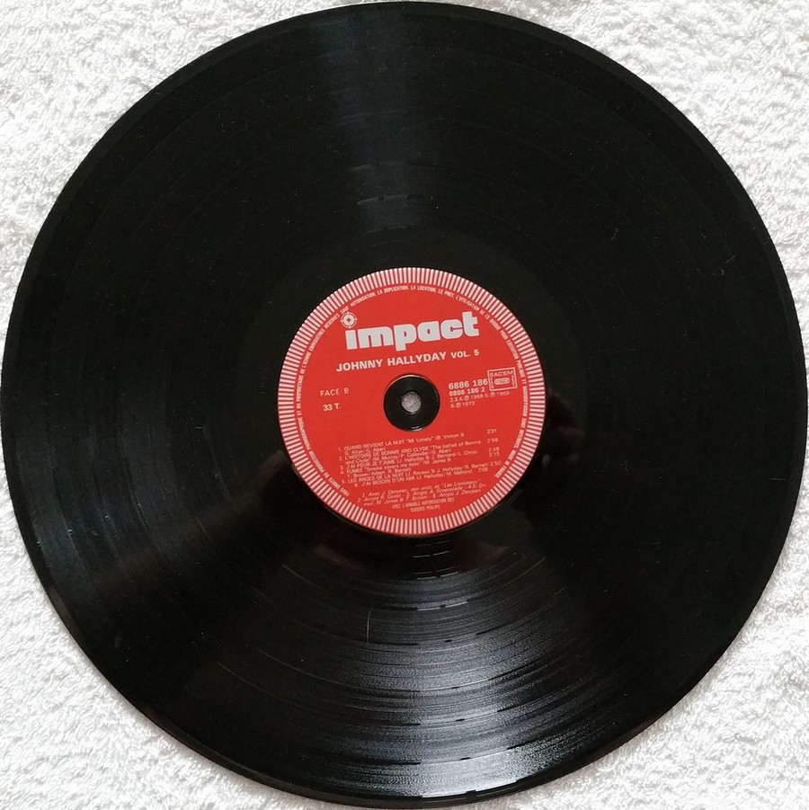 33 TOURS IMPACT ( Toute les éditions )( 1979-1985 ) 1980_107