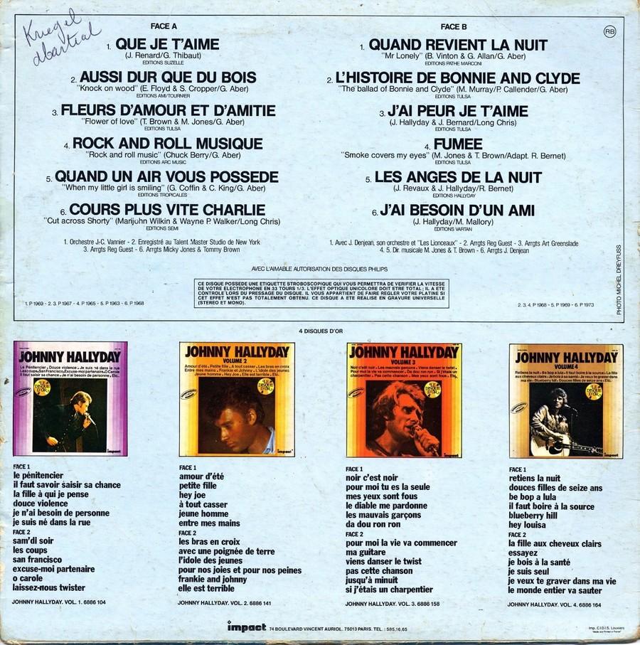 33 TOURS IMPACT ( Toute les éditions )( 1979-1985 ) 1980_112