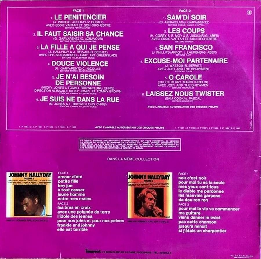 33 TOURS IMPACT ( Toute les éditions )( 1979-1985 ) 1980_116