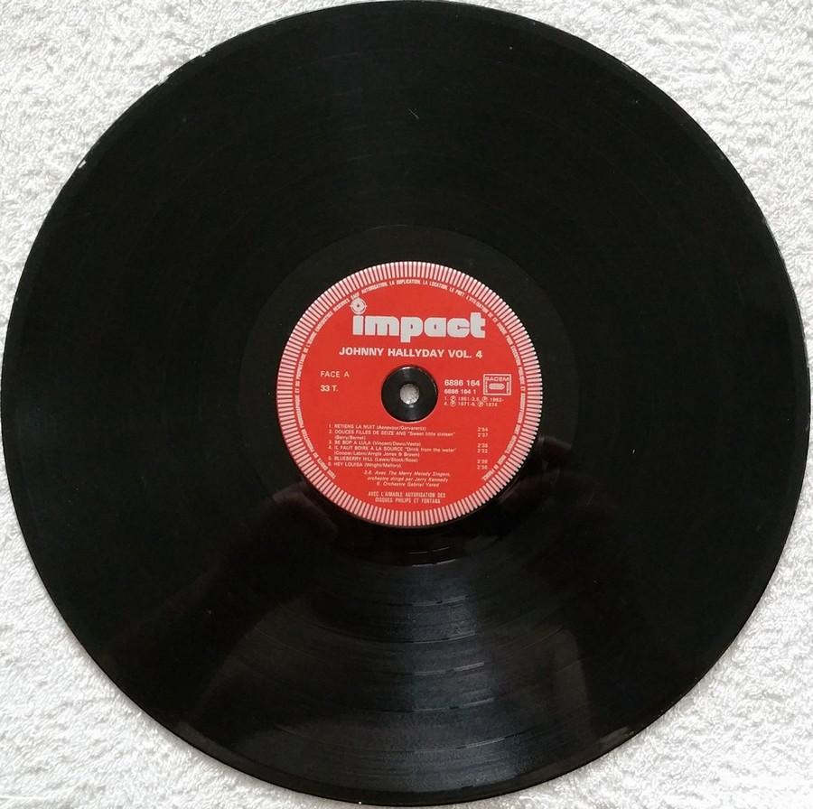 COFFRET 4 DISQUES 33 TOURS IMPACT ( 1980-1983 ) 1980_123