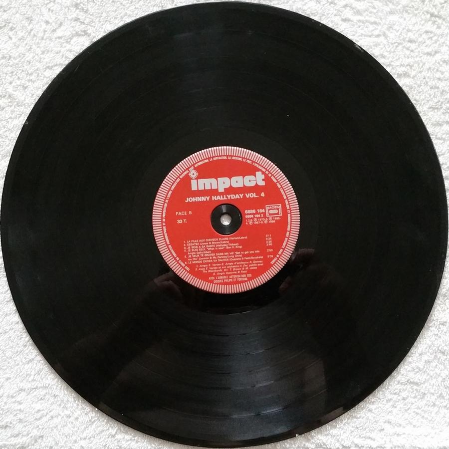COFFRET 4 DISQUES 33 TOURS IMPACT ( 1980-1983 ) 1980_124