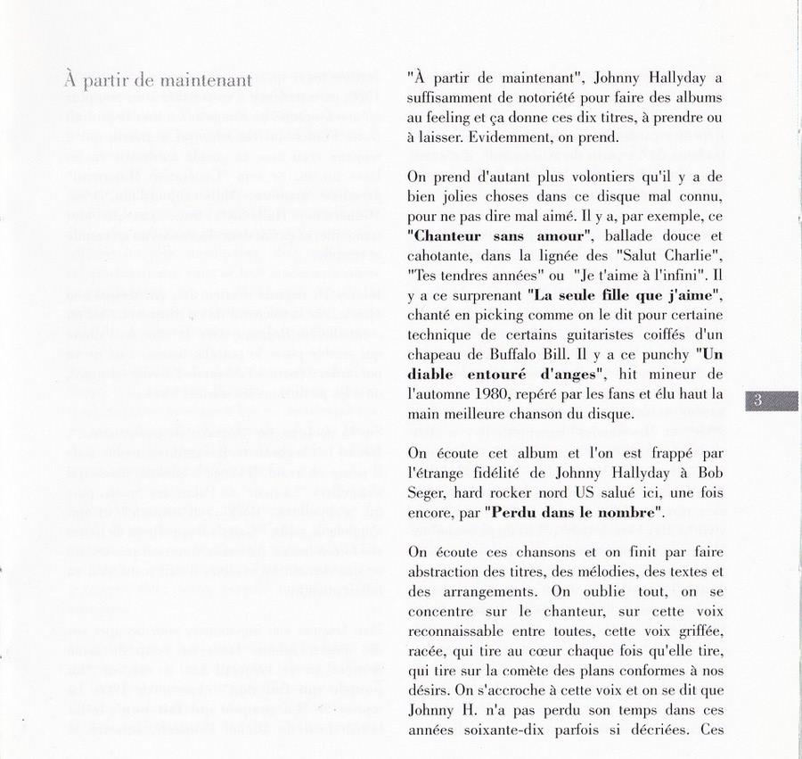 COLLECTION DES 40 ALBUMS CD ( UNIVERSAL )( 2000 ) 2EME PARTIE 1980_a16