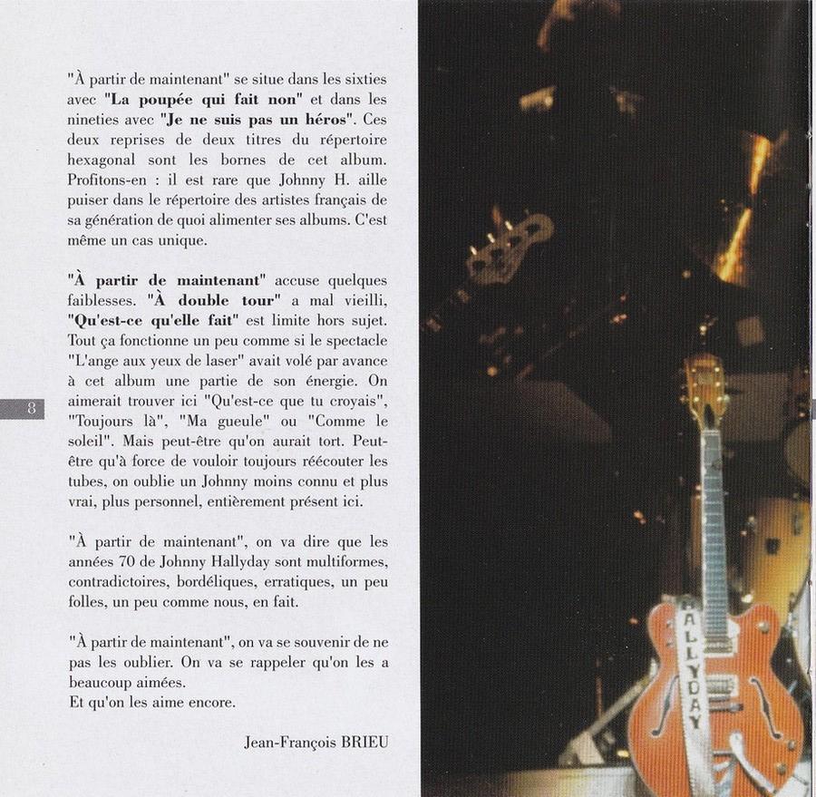 COLLECTION DES 40 ALBUMS CD ( UNIVERSAL )( 2000 ) 2EME PARTIE 1980_a21
