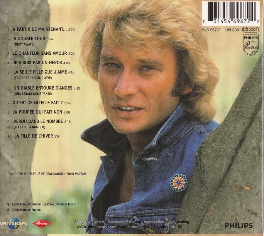 COLLECTION DES 40 ALBUMS CD ( UNIVERSAL )( 2000 ) 2EME PARTIE 1980_a26
