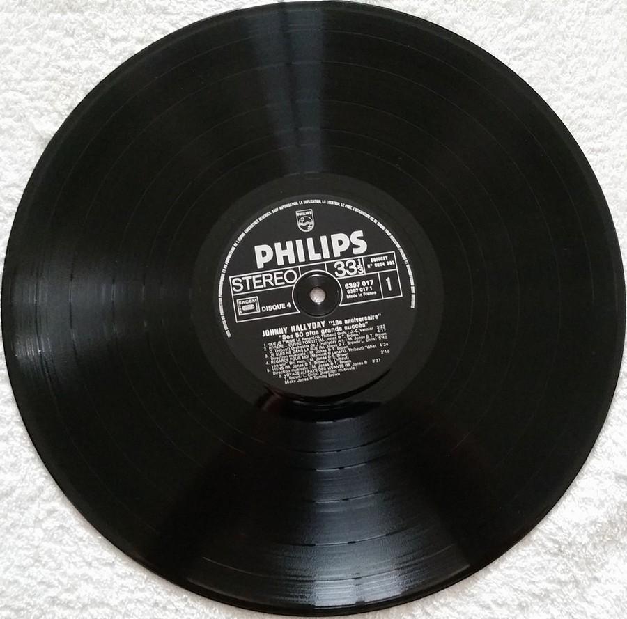 COFFRET 4 33 TOURS 'DIX ANS DE MA VIE' ( Philips )( 1970 & 1980 ) 1980_d27