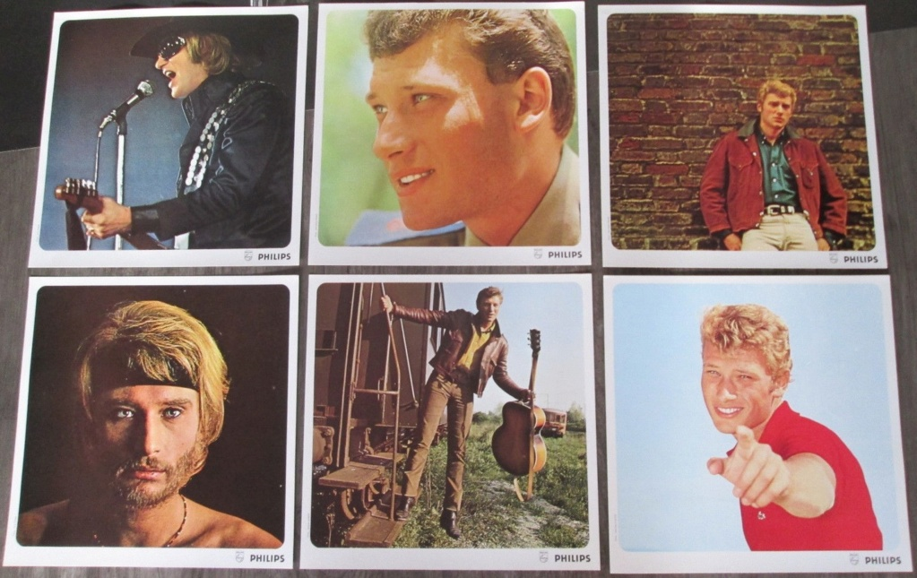 COFFRET 4 33 TOURS 'DIX ANS DE MA VIE' ( Philips )( 1970 & 1980 ) 1980_d30