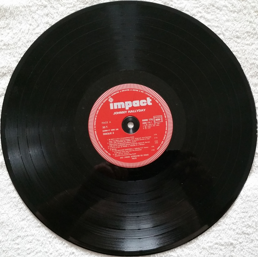 33 TOURS ALBUM 2 DISQUES IMPACT ( Toute les éditions )( 1980-1983 ) 1980_m13