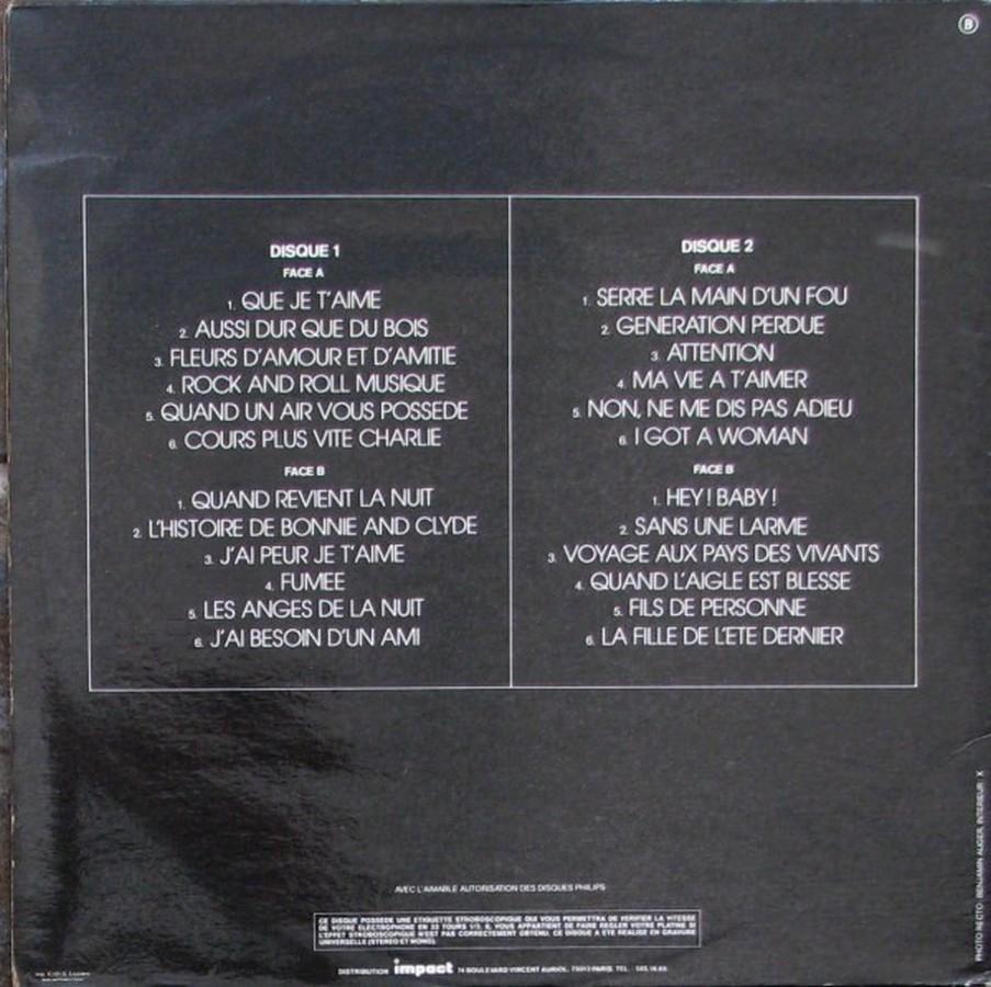33 TOURS ALBUM 2 DISQUES IMPACT ( Toute les éditions )( 1980-1983 ) 1980_q16