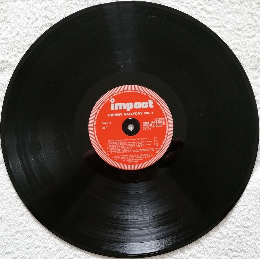 33 TOURS ALBUM 2 DISQUES IMPACT ( Toute les éditions )( 1980-1983 ) 1980_q21