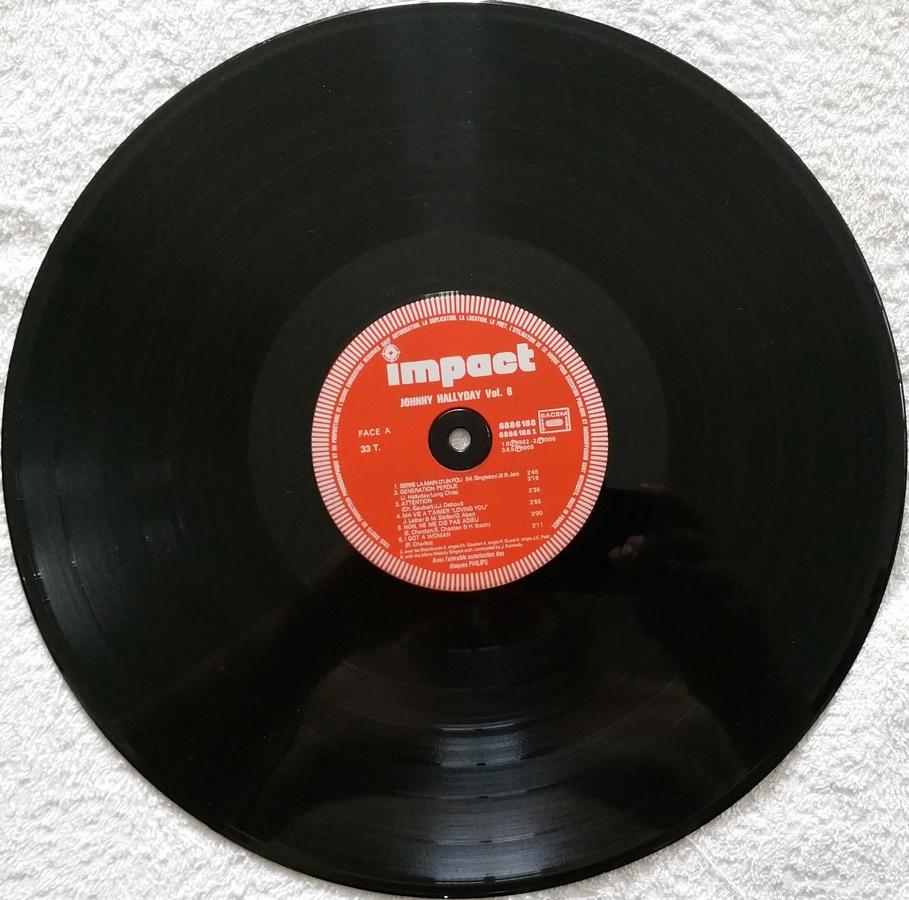 33 TOURS ALBUM 2 DISQUES IMPACT ( Toute les éditions )( 1980-1983 ) 1980_q29