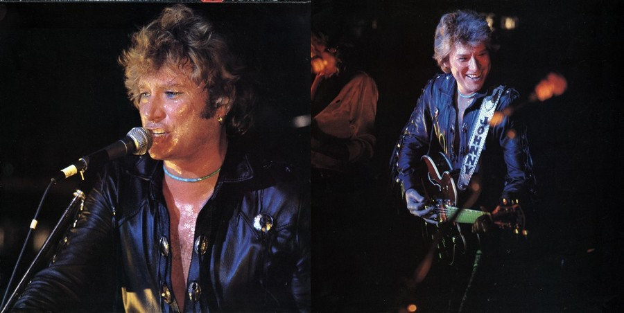 LES CONCERTS DE JOHNNY 'REIMS 1981' 1981-014