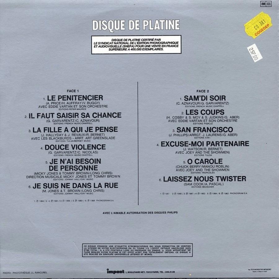 33 TOURS IMPACT ( Toute les éditions )( 1979-1985 ) 1981_054