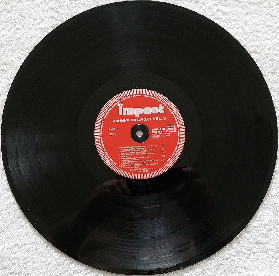 33 TOURS IMPACT ( Toute les éditions )( 1979-1985 ) 1981_061