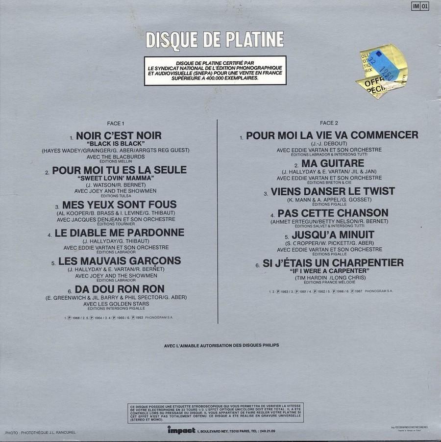 33 TOURS IMPACT ( Toute les éditions )( 1979-1985 ) 1981_062