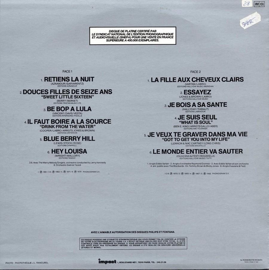 33 TOURS IMPACT ( Toute les éditions )( 1979-1985 ) 1981_066