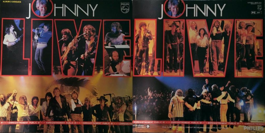 LES CONCERTS DE JOHNNY 'TOURNEE NIGHT RIDER BAND TOUR 1981' 1981_331