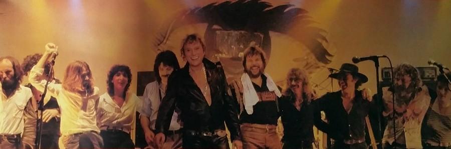 LES CONCERTS DE JOHNNY 'TOURNEE NIGHT RIDER BAND TOUR 1981' 1981_337
