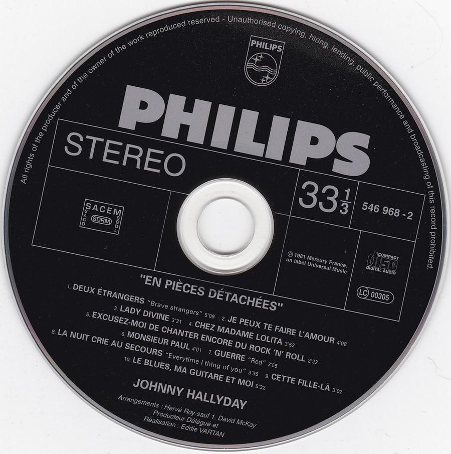 COLLECTION DES 40 ALBUMS CD ( UNIVERSAL )( 2000 ) 2EME PARTIE 1981_e15
