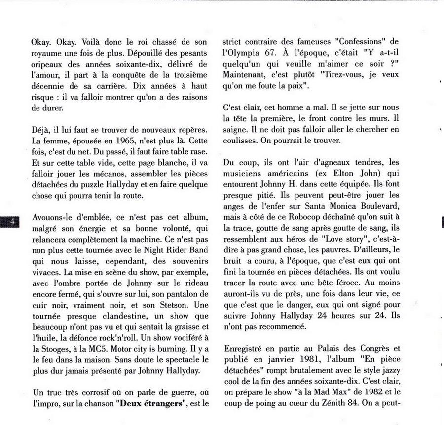 COLLECTION DES 40 ALBUMS CD ( UNIVERSAL )( 2000 ) 2EME PARTIE 1981_e20