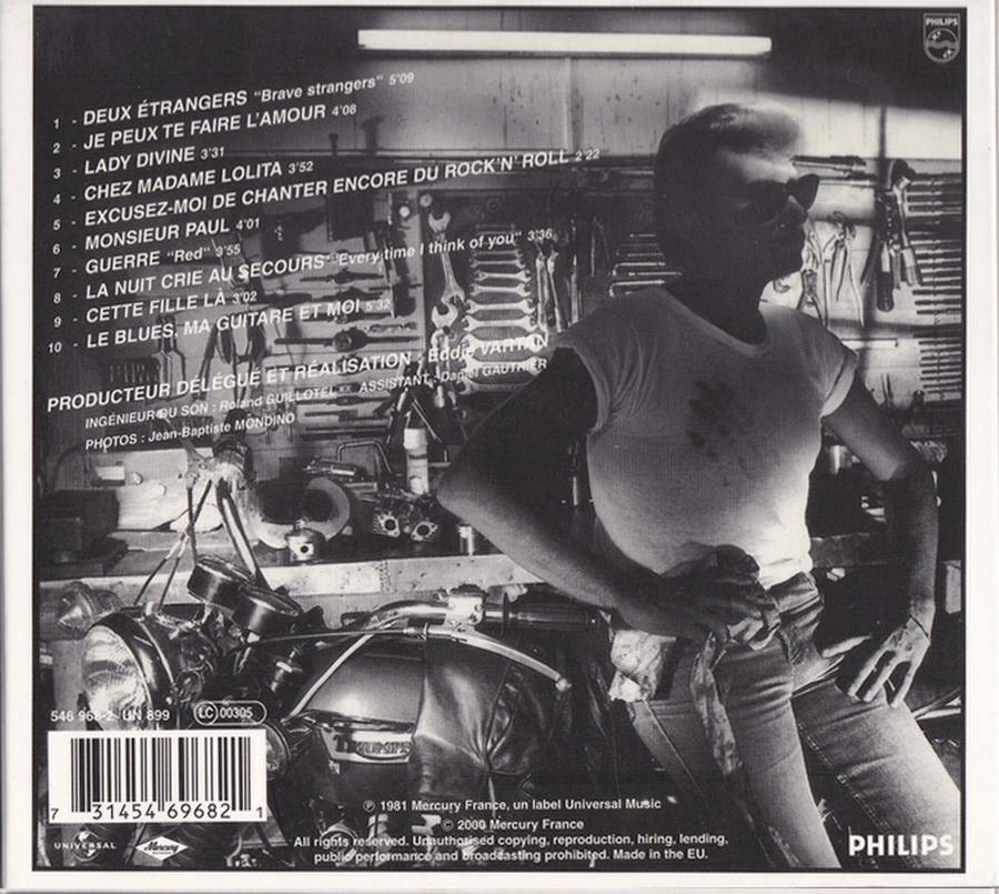 COLLECTION DES 40 ALBUMS CD ( UNIVERSAL )( 2000 ) 2EME PARTIE 1981_e29
