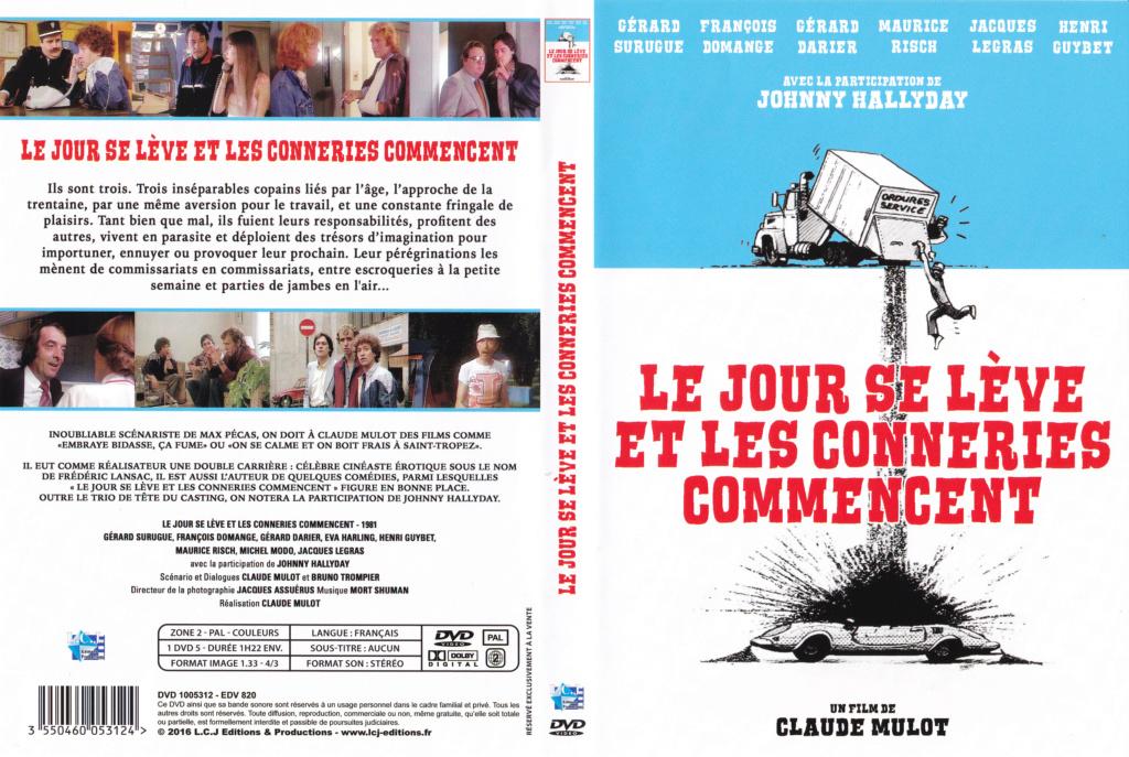 JAQUETTE DVD FILMS ( Jaquette + Sticker ) 1981_l11
