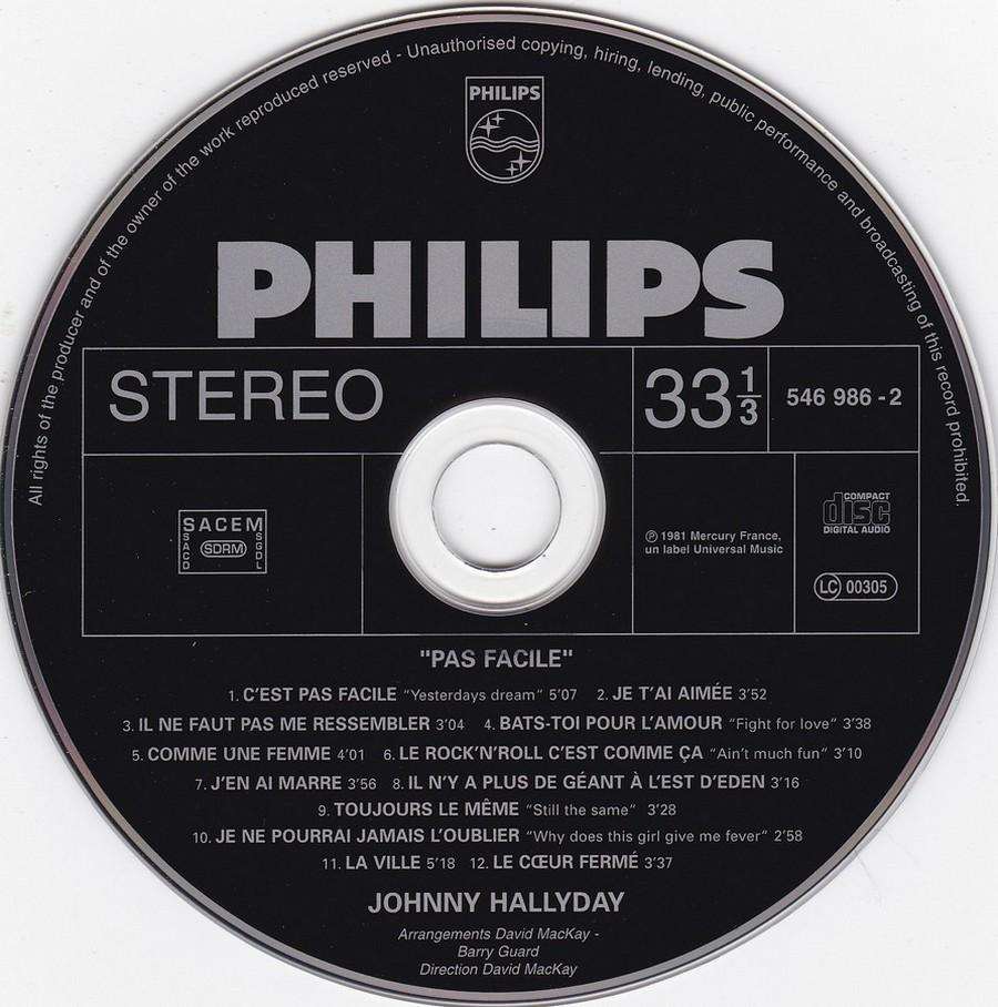 COLLECTION DES 40 ALBUMS CD ( UNIVERSAL )( 2000 ) 2EME PARTIE 1981_p12