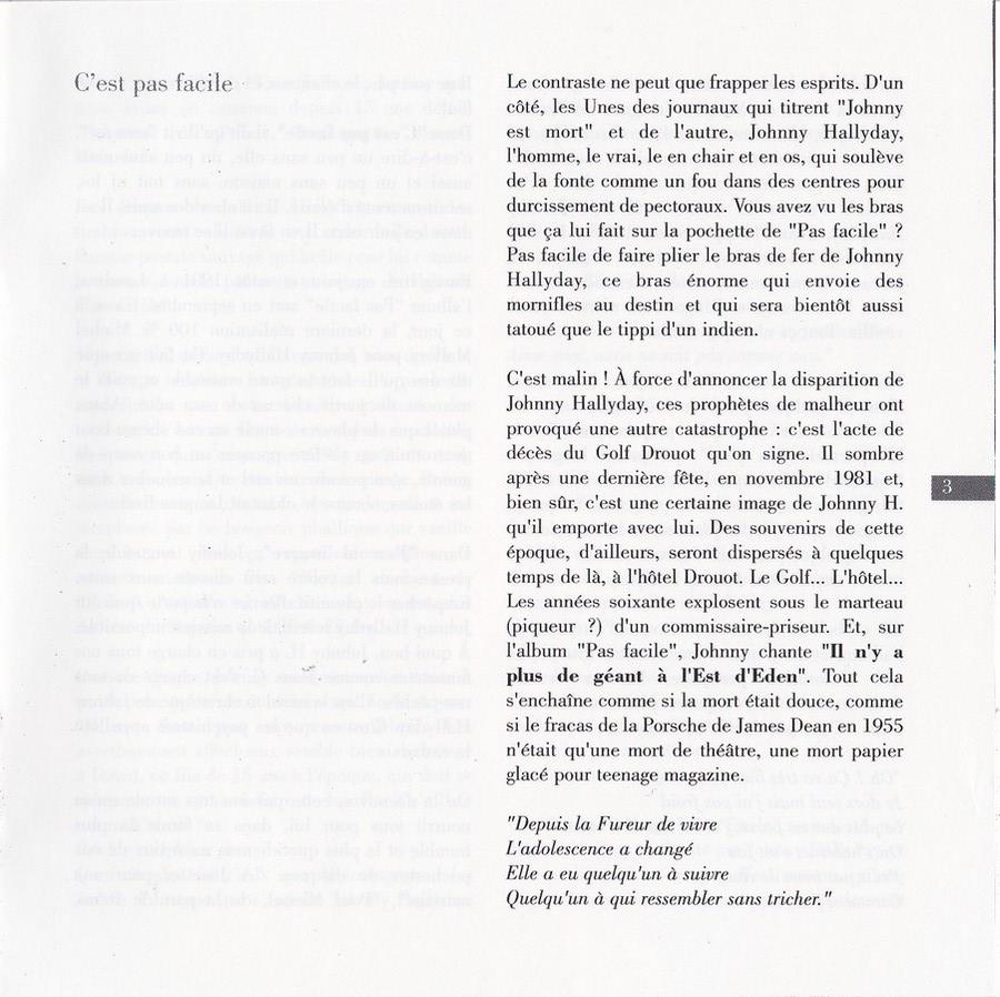 COLLECTION DES 40 ALBUMS CD ( UNIVERSAL )( 2000 ) 2EME PARTIE 1981_p16