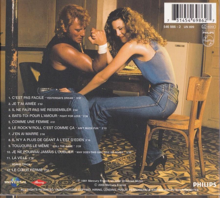 COLLECTION DES 40 ALBUMS CD ( UNIVERSAL )( 2000 ) 2EME PARTIE 1981_p26