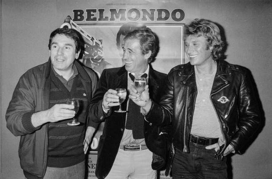 JEAN-PAUL BELMONDO VIENT DE NOUS QUITTER ( 88 ANS ) 1981_r11